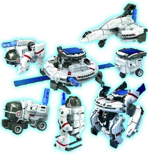 7 in 1 solar space fleet kit robotshop
