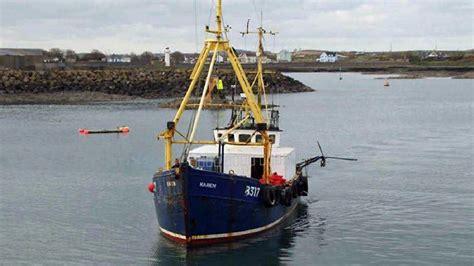 fishing boat accident scotland faslane royal navy submarine nearly capsized fishing trawler