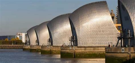 when will the thames barrier need replacing ea tenders uk s largest flood risk management deal wwt