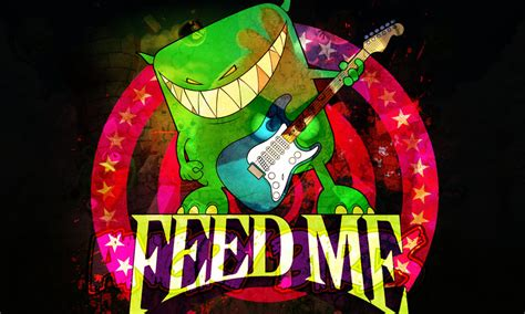 My Fed Me Lsd At Four by Feed Me Angry Birds By Heromau5 On Deviantart