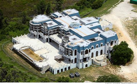 largest house in america for sale but unfinished