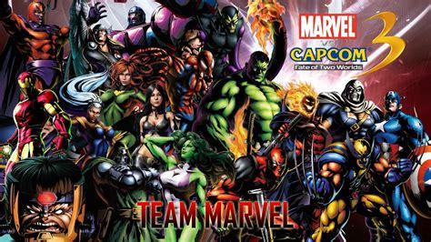 marvel vs capcom 3 marvel vs capcom wallpapers wallpaper cave