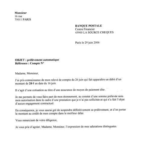 Demande De Remboursement Mutuelle Lettre Banque Demande De Remboursement De Pr 233 L 232 Vement Non Contractuel Plumeacide Le De Plume