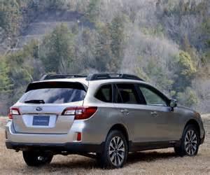 Subaru Outback Redesign 2017 Subaru Outback Sophisticated Redesign Release Date