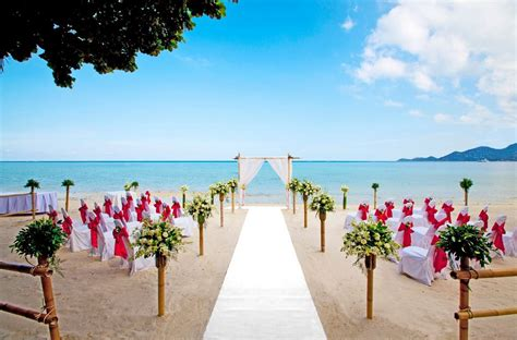 wedding resorts in new wedding thai tgtourism