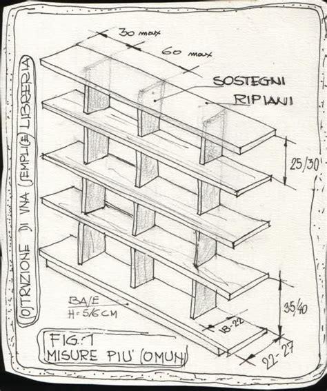 costruire una libreria in legno legnowood leggi argomento costruzione di semplici librerie
