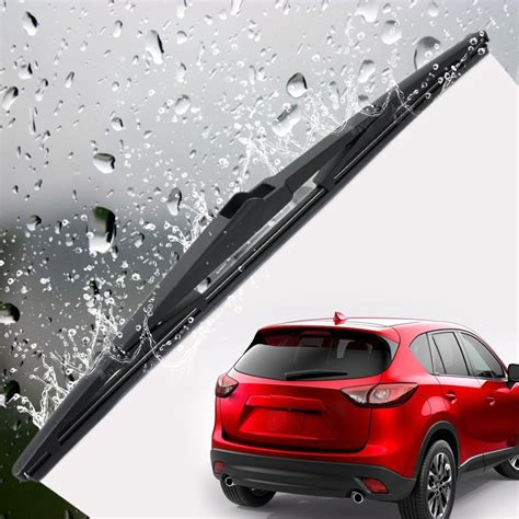 repair windshield wipe control 2007 mazda mazdaspeed6 auto manual free shipping new 14 quot rear rain window windshield wiper blade dedicated for mazda 3 cx 7 cx 9