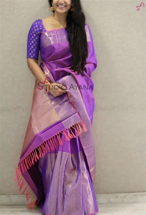 less color purple sari less explored colour indian