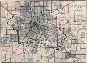 maps of houston houston maps houston past