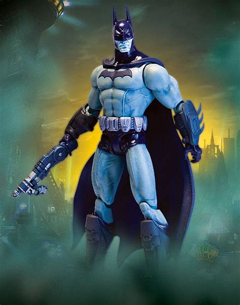 Dc Collectibles Batman Arkham City Series 2 Batman Detective Mode batman arkham city series 2 figures coming from dc direct in april