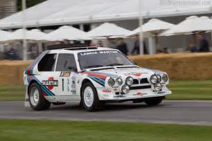 Lancia B Lancia Delta S4 B Chassis 205 2014 Goodwood