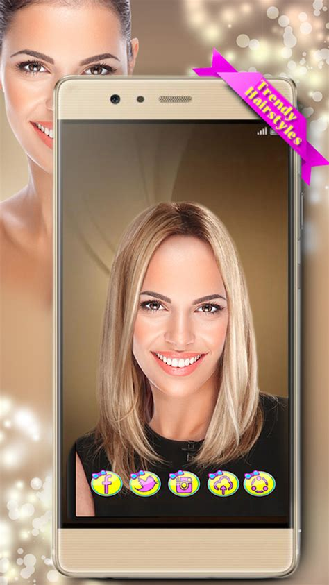 Hair Style Salon by Hair Style Salon Photo Editor Android Apps On Play