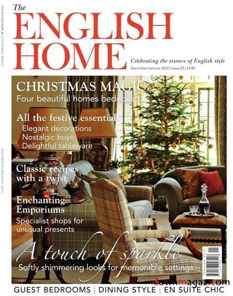 english home design magazines my home design collections the english home december