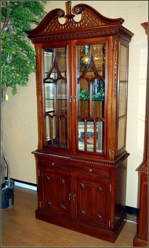 lighted corner curio cabinet mahogany corner lighted curio cabinet home design ideas
