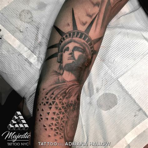 tattoos done recently at majestic majestic tattoo nyc tattoos by adriana hallow majestic tattoo nyc