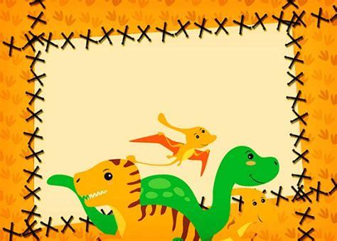 kit de dinosaurios para imprimir gratis ideas y kit de image gallery invitaciones de dinosaurios