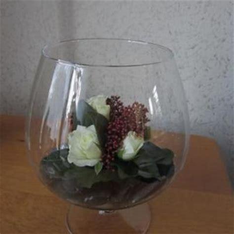 glazen vaas opmaken glazen vaas op voet opmaken