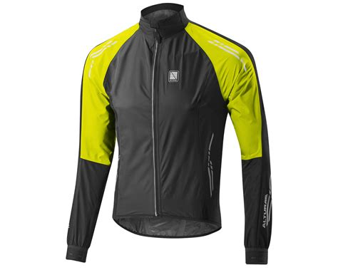 cycling jacket altura podium night vision waterproof cycling jacket