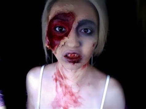 Zombie Tutorial Youtube | zombie makeup tutorial halloween youtube