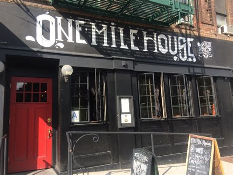 one mile house beer review other half brewing s hop showers at one mile house eat this ny