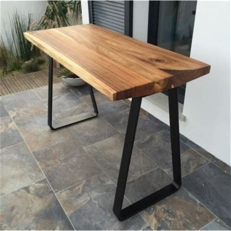 table haute cuisine bois 17 meilleures id 233 es 224 propos de table haute bois sur