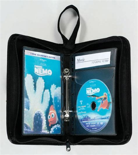 custodie porta cd custodia per dvd ad anelli con buste porta cd dvd