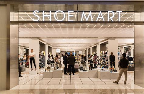 dubai mall store shoe mart brings new shopping experience to customers with