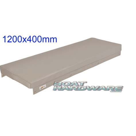 boat bench seat cushions bench boat cushion 1200 400mm grey ma700 4g oceansouth