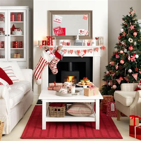 living room decoration for christmas decor advisor christmas scandi decorating ideas serenity you