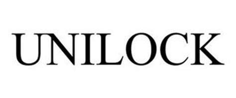 Unilock Logo Computer Software Products Electrical Scientific