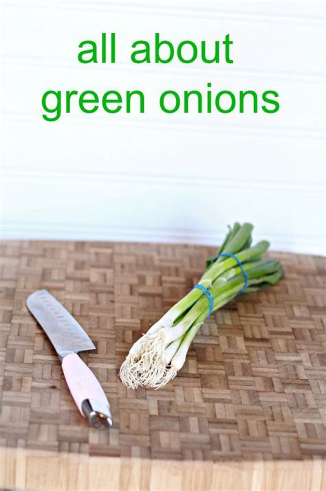 all about green onions how to cut them and how to freeze