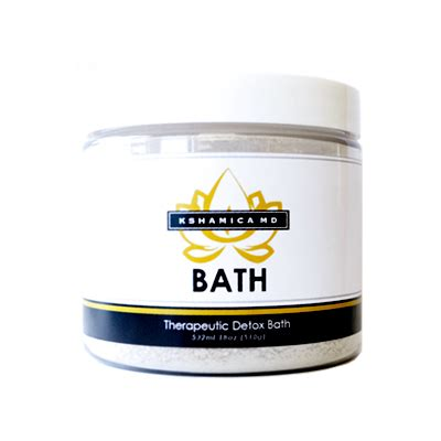 Living Clay Detox Bath by Kshamica Md Therapeutic Detox Bath With Living Clay