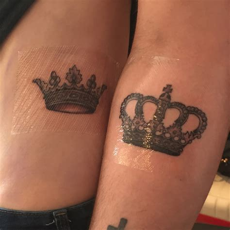 red crown tattoo crown designs delicate search
