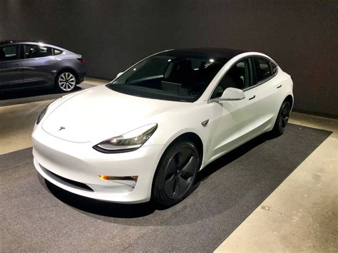 tesla model 3 fuel economy tesla model 3 technical specifications and fuel economy