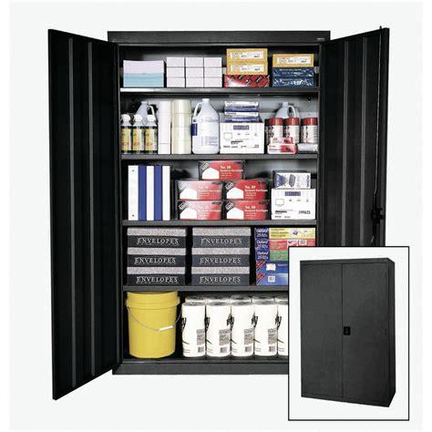 sandusky 72 steel storage cabinet sandusky elite black metal storage cabinet 46 quot l x 24