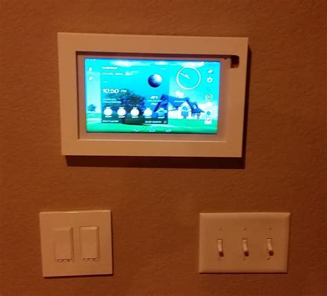 wallmount android tablets home automation expert