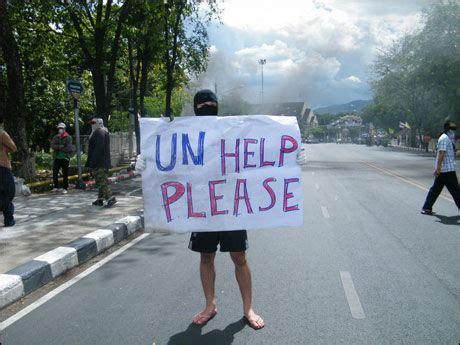 Kaos Chiang Mai Thailand asias nest st 248 rste kj 248 pesenter i flammer thailand vg