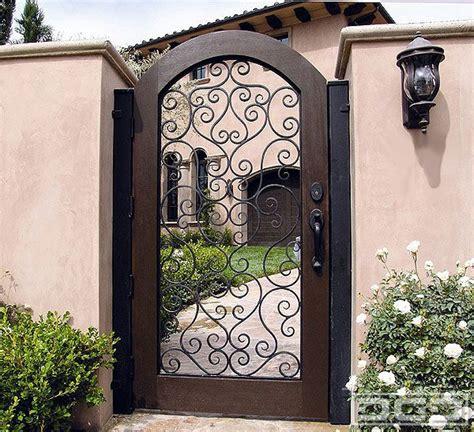 architectural gates  puertas  patios patio