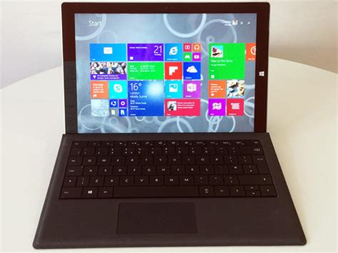 Microsoft Surface Pro 3 Bhinneka microsoft surface pro 3 review impressive hybrid tablet