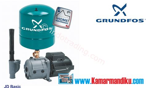 Pompa Air Jet Grundfos Sell Jet Grundfos Jd Basic 5 From Indonesia By Kamar