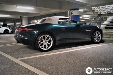 2019 Jaguar F Type Convertible by Jaguar F Type S Convertible 7 Mars 2019 Autogespot
