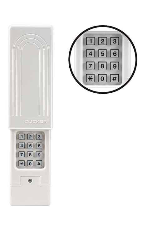 Programming A Clicker Garage Door Remote by Clicker Universal Wireless Keyless Entry System Klik2u