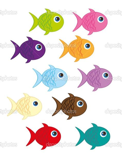 color fish fish search one in a million one a