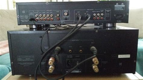 it can buy me a boat acoustic advance acoustic pre and power for sale in