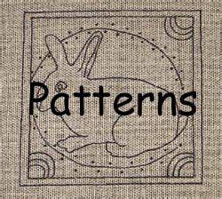 Free Primitive Craft Patterns Rug Hook Patterns Free Patterns Red Work Rug Hooking Rug Latch Hook Design Templates