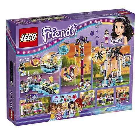 Lego Sl Toys Kws Mini Figure Paw Patrol Set Isi 6 Char lego 41130 friends amusement park roller coaster my hobbies