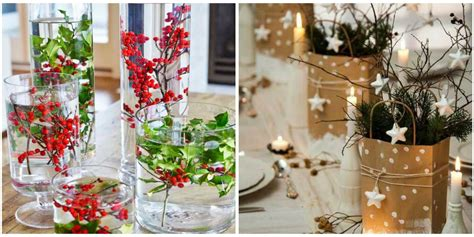 xmas tree table arrengment images 16 best diy centerpieces beautiful ideas for table centerpiece
