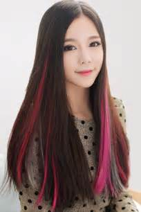 colored hair fashion color hair extension oasap
