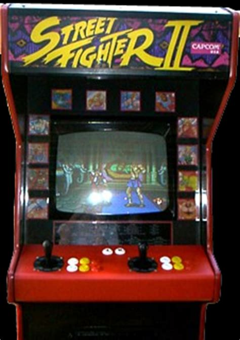 Fighter Ii Arcade Cabinet by Fighter Ii The World Warrior Japan 910214 Rom
