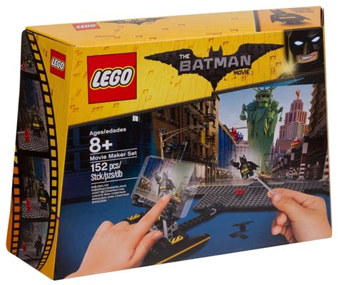 Set Mekar the lego batman maker set vorgestellt